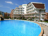 Two bedroom apartment in a working sea resort in Sunny Beach