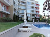 One-bedroom apartment with parking space in St. Constantine and Elena