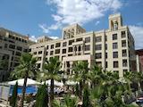 Трехкомнатная квартира в 4-звездочном комплексе в курорте Золотые пески