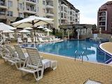 Меблированная квартира в комплексе с бассейном на Солнечном берегу