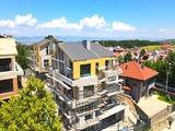 Солнечные Дома возле англо-американского коледжа в Софии
