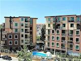 Меблированная двухкомнатная квартира в комплексе Шоколад в Равде