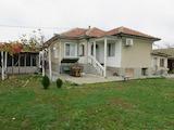 Отремонтированный одноэтажный дом с двором в 27 км от Пловдива