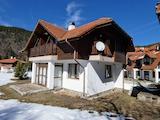 """Двухэтажный дом с прекрасным видом на горы Рила в комплексе """"Медведица"""""""