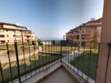 Меблированная трехкомнатная квартира с видом на море в курортном комплексе Калиакрия недалеко от Балчика