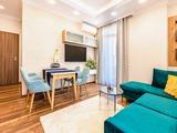 Стильно меблированная двухкомнатная квартира в комплексе Лазурный берег